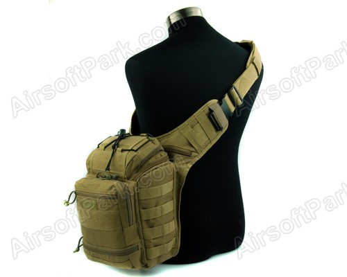 Molle Tactical Shoulder Strap Bag Pouch Backpack 78