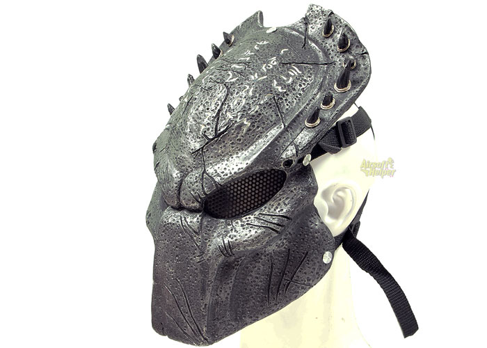 China made AVPR Wolf Predator Helmet Mesh Steel Mask