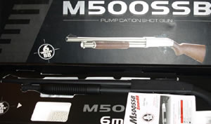 ACM M500 Shotgun