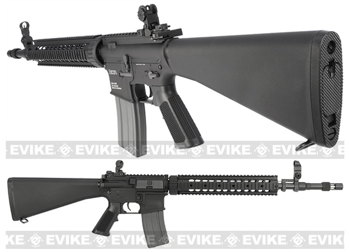 evike custom kwa m16 spr lipoly ready aeg popular