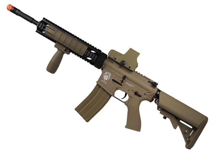 g g combat machine m4