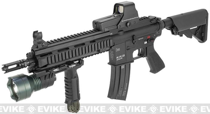 Umarex VFC HK416 CQB & Matrix Pulse Rifle | Popular Airsoft