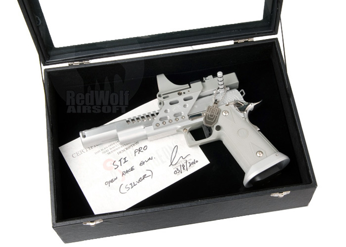 Airsoft Surgeon STI Pro Open Race Gun