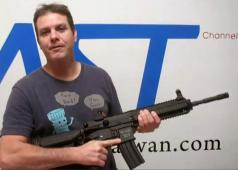 AST VFC HK416, SRC Sports Series, Burst Avocado Screencap