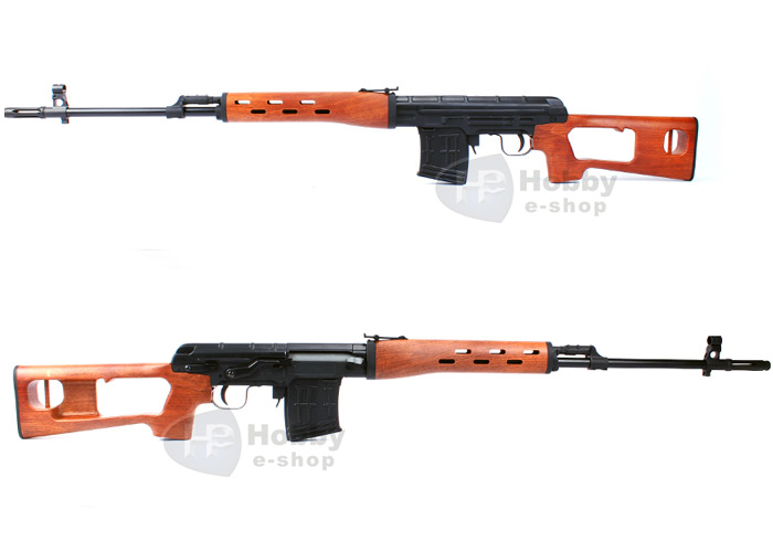 Bison SVD Bolt Action Sniper Rifle