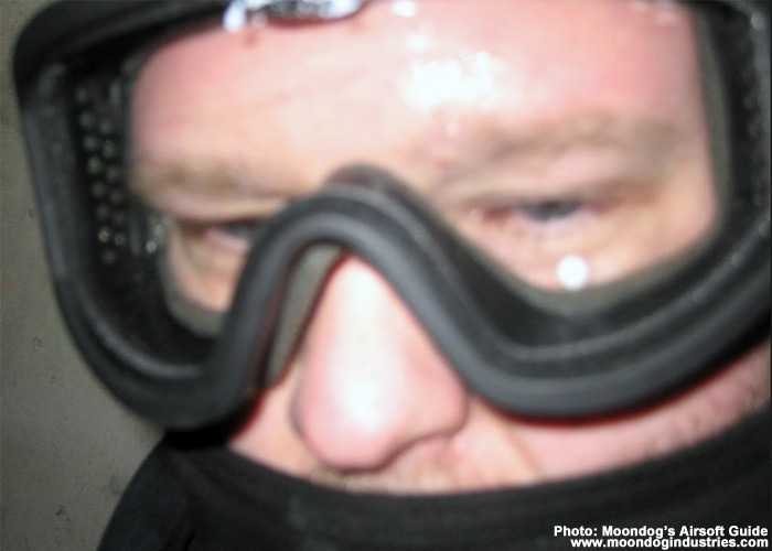 Moondog's Airsoft Guide: Eyewear Safety and Fogging Photo