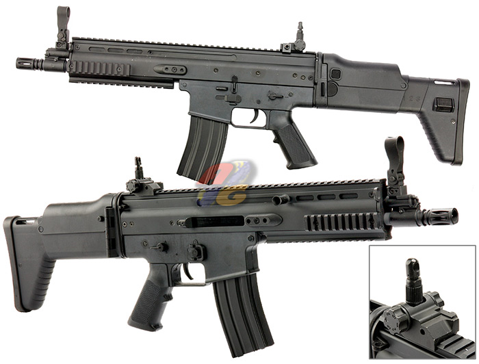 Airsoft Global: WE M14 Gas Blowback in Stock | Popular Airsoft