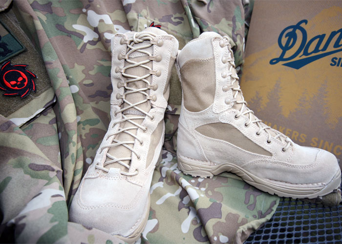 Yosser: Danner TFX Rough Out HOT Boots | Popular Airsoft