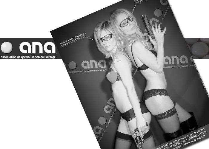 ANA Visual Campaign 2011 May Poster