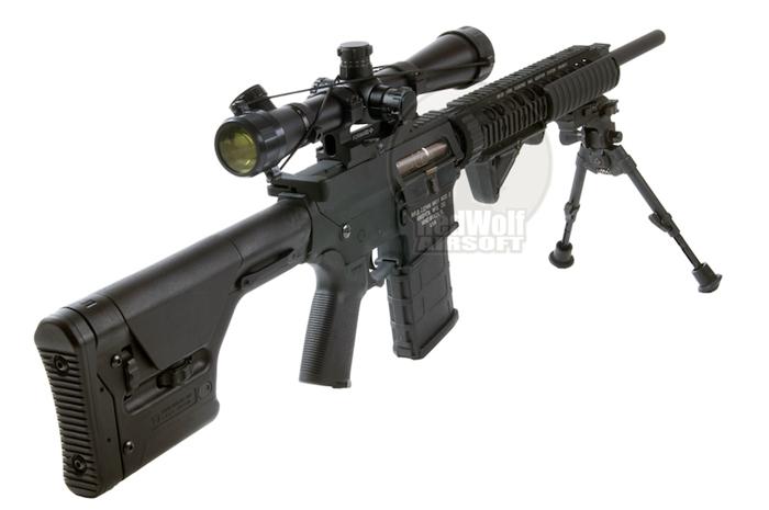 g p sr 25 sniper magpul pts popular airsoft. Black Bedroom Furniture Sets. Home Design Ideas