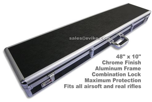 Matrix 48 Quot Shooting Expert Aluminum Chrome Double Rifle
