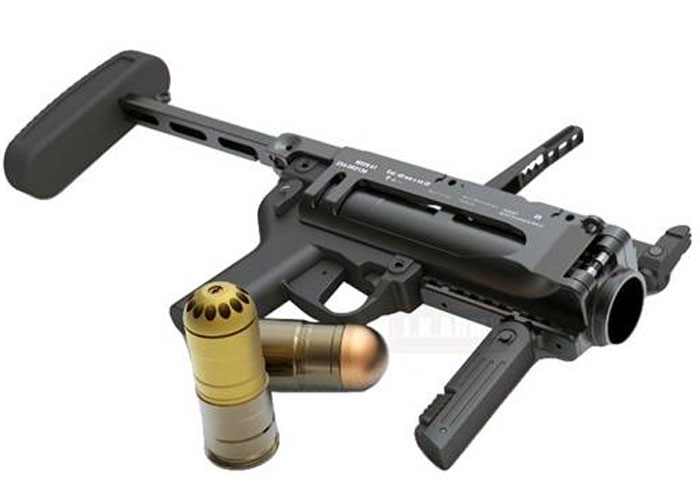 Iron Airsoft HK M320 A1 Grenade Launcher | Popular Airsoft