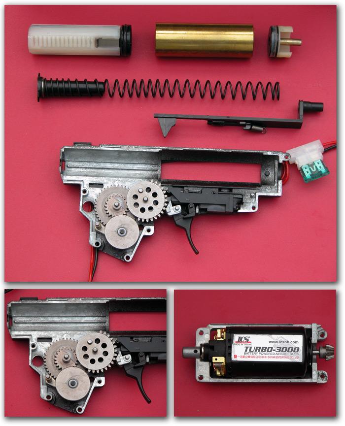 The ICS ICAR ARM (Galil ARM) | Asoft☢Warhouse-Latest