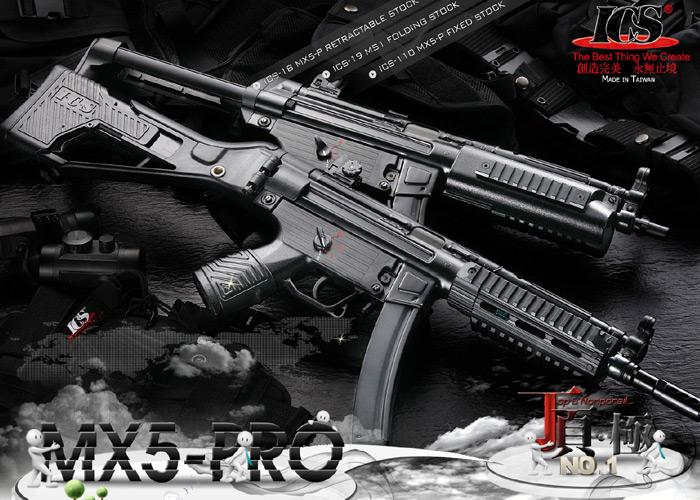 ICS MX5-PRO