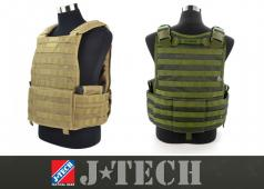SOCOM Gear TMS Buckle Release Vest With Flotation Inserts