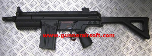 Jing Gong G3 SAS-F   Popular Airsoft: Welcome To The Airsoft