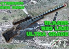 King Arms Blaser R93 LRS1 Review ASC