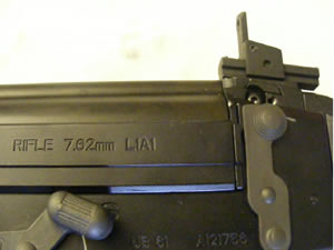 King Arms British L1A1 SLR