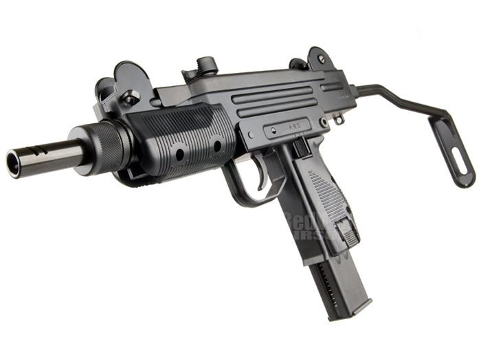 most popular machine guns