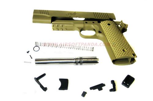Hurricane Kimber Desert Warrior Style Conversion Kit for TM MEU