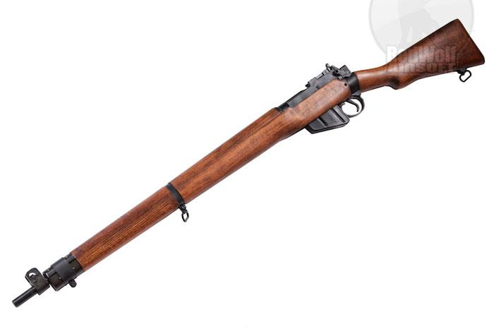 Ktw Lee Enfield No 4 Rifle At Redwolf Popular Airsoft