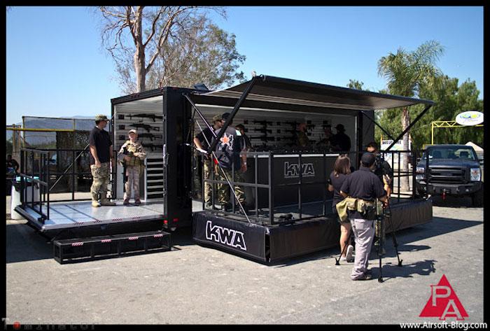 KWA FMT Monster Truck & Mobile Gun Room | Popular Airsoft ...