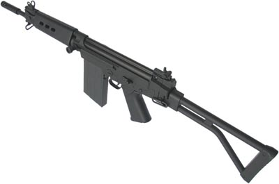 Kastway Airsoft New Stock: King Arms FN FAL | Popular Airsoft