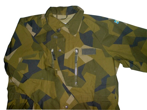 Action Auto Sales >> First Tactical: Swedish M90 Combat Jacket   Popular Airsoft