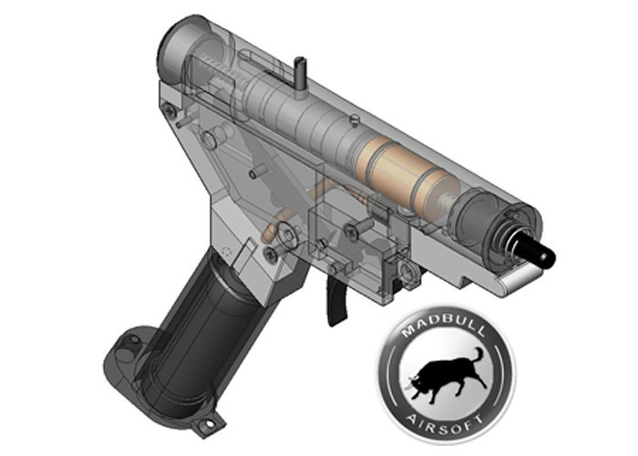 MadBull Model 470 CO2 Gearbox появился в продаже за $187.99