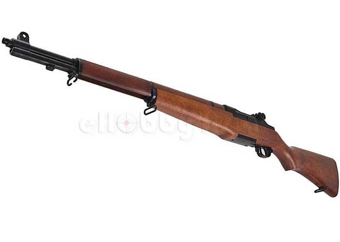 6mm version of Marushin M1 Ww2 Airsoft Guns M1 Garand
