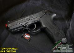 Tokyo Marui PX4 ASC In depth