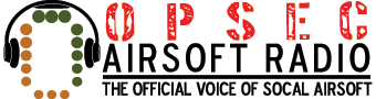 OPSEC Airsoft Radio