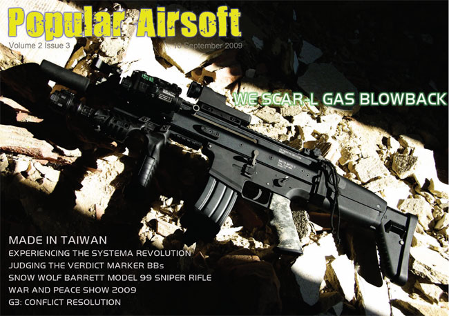 Popular Airsoft