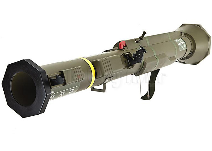 shi at4 airsoft grenade launcher popular airsoft
