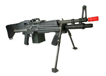 Star M60E4 Airsoft Support Weapon Available At Airsoft GI
