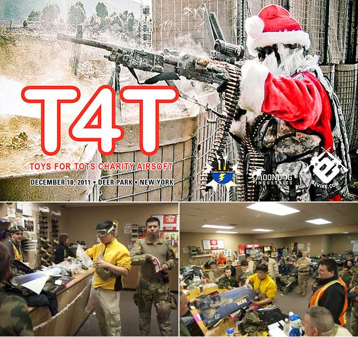 Nyc Toys For Tots Marines : Nyc airsoft toys for tots the holidays popular
