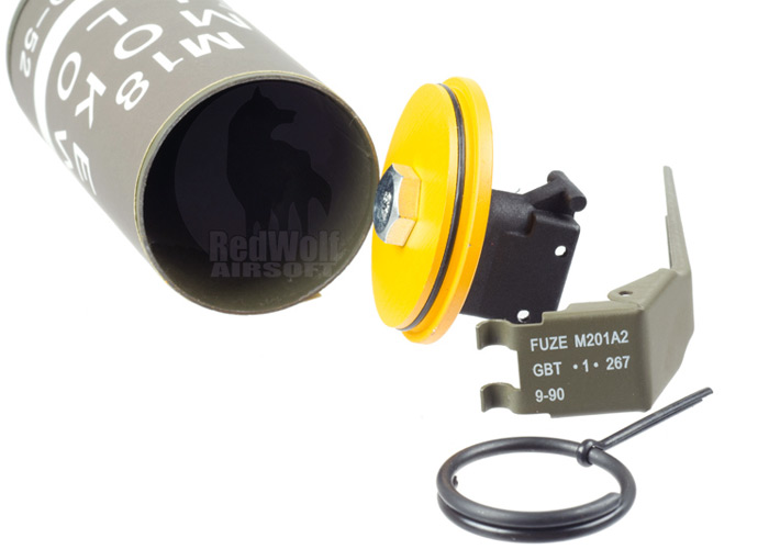TMC M18 Smoke Grenade B B  Can   Popular Airsoft: Welcome To