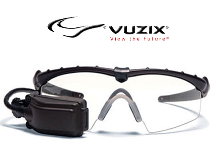 Vuzix See-Through Tac-Eye