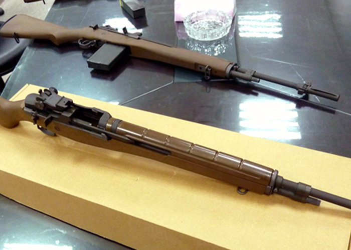 WE M14 Gas Blowback Rifle Preview | Popular Airsoft