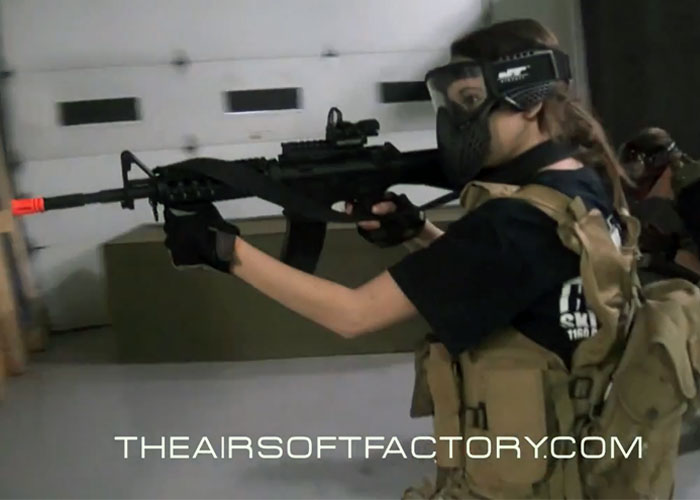 The Airsoft Factory ACA North East Finals | Popular Airsoft
