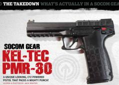 Ai Mag SOCOM Gear Keltec PMR-30 Review