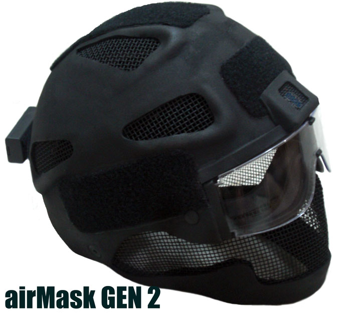 Airmask Gen2f Amp Gen2g Helmet Amp Mask System Popular