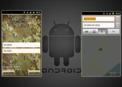 Airsoft GPS Android Application