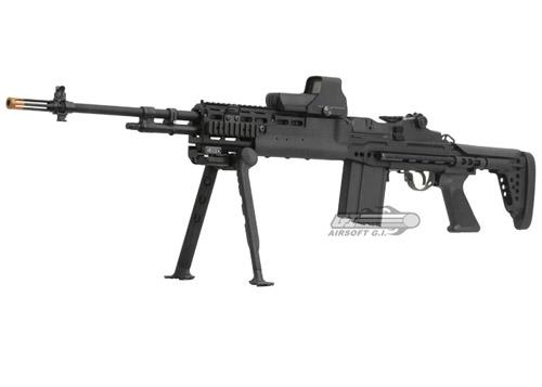 CA Full Metal M14 EBR Match Airsoft Gun   Popular Airsoft ... M14 Ebr Airsoft