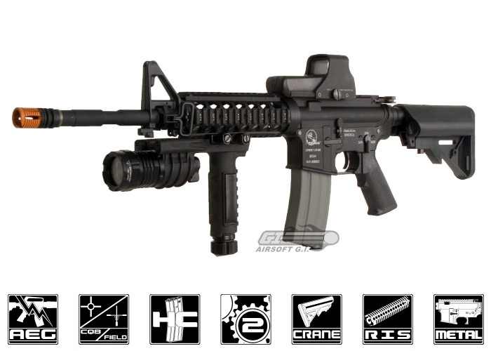 Classic army sportline m15a4 - review roundup - new jersey airsoft