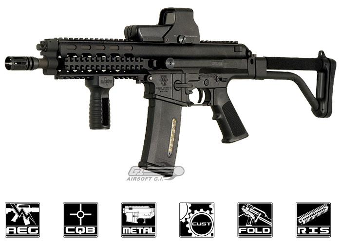 Echo1 Robinson Arms XCR ASGI