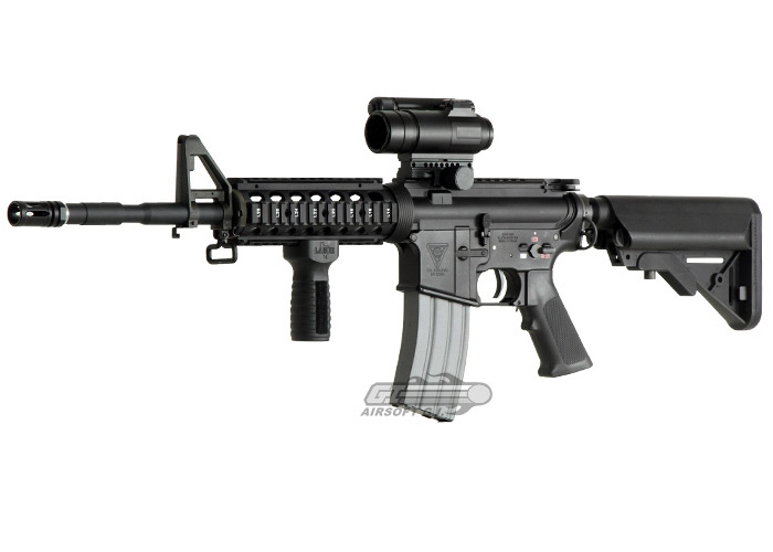 Echo1 Platinum Series Full Metal M4 Ris Popular Airsoft