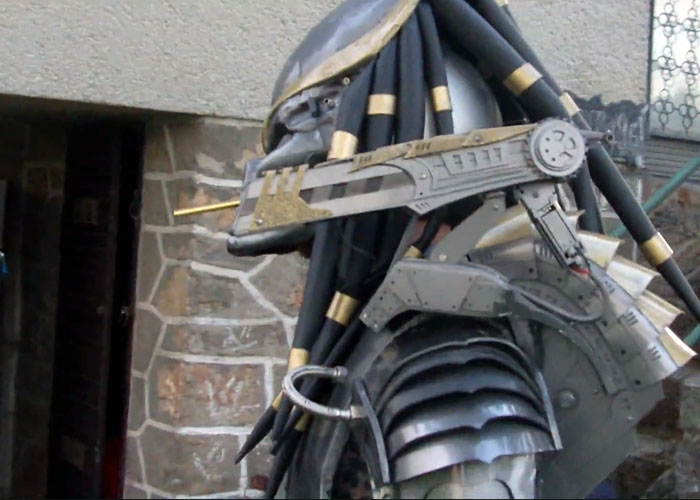 Predator With Airsoft Plasma Caster Sighted Popular Airsoft