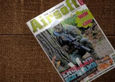 Airsoft Action Magazine January 2012 Issue