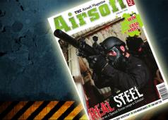 Airsoft Action Magazine Christmas 2011 Issue